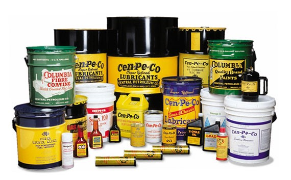 Cenpeco products
